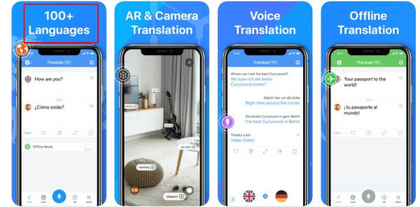 تحميل برنامج ترجمة بالكاميرا