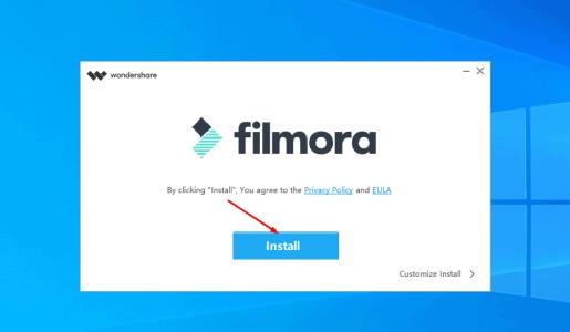 تحميل برنامج Filmora
