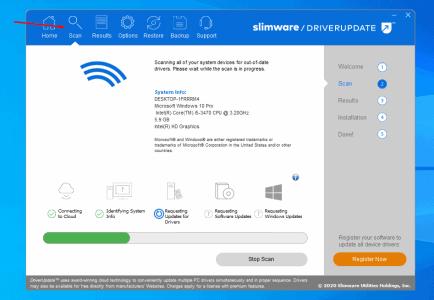 تحميل برنامج SlimDrivers
