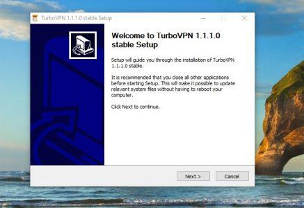 تحميل برنامج TurboVPN