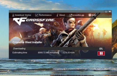 تحميل لعبة كروس فاير للكمبيوتر من ميديا فاير