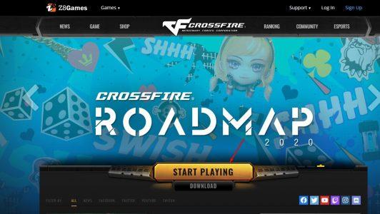 تحميل لعبة كروس فاير 2019 للكمبيوتر