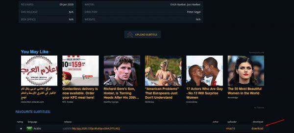 ترجمة أفلام هندية