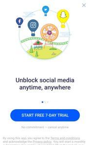 تطبيق فتح المواقع المحظورة