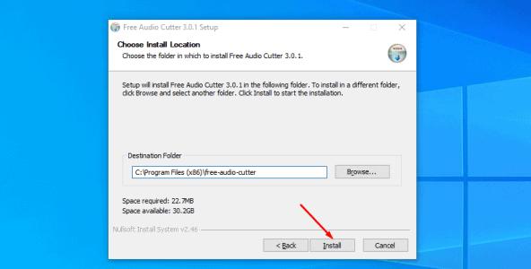 تنزيل Free Audio Cutter