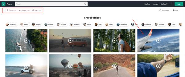 فيديوهات بدون حقوق لزيادة أرباحك