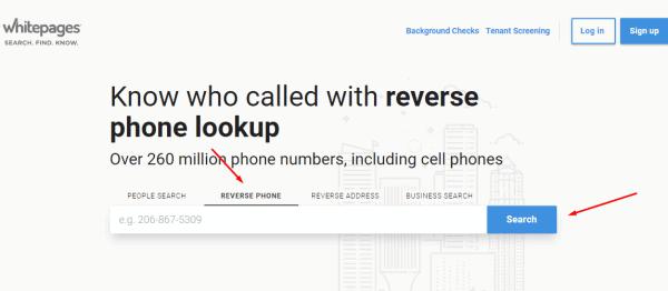 معرفة بيانات شخص عن طريق رقم الموبايل
