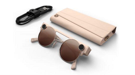 نظارة Spectacles 3 الجديدة