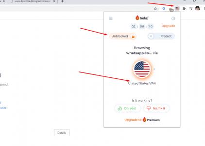 تحميل برنامج فتح المواقع المحجوبة مجانا للكمبيوتر ويندوز 7