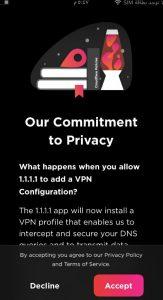 تحميل WARB VPN