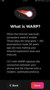 تنزيل تطبيق WARB VPN