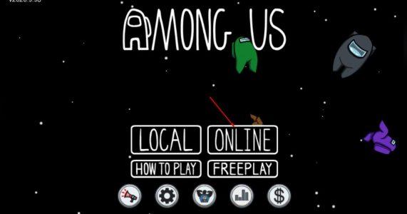 تنزيل لعبة Among Us للايفون