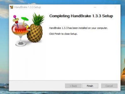 شرح طريقة استخدام برنامج HandBrake