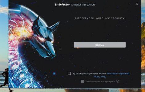 شرح كيفية تثبيت برنامج bitdefender