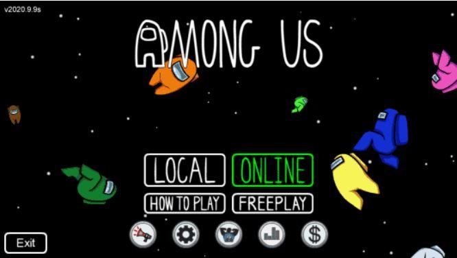 شرح لعبة Among Us للكمبيوتر Online