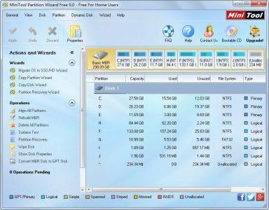 كيفية تقسيم الهارد في ويندوز 10