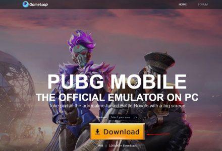 محاكي ببجي GameLoop