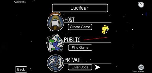 مميزات لعبة Among Us