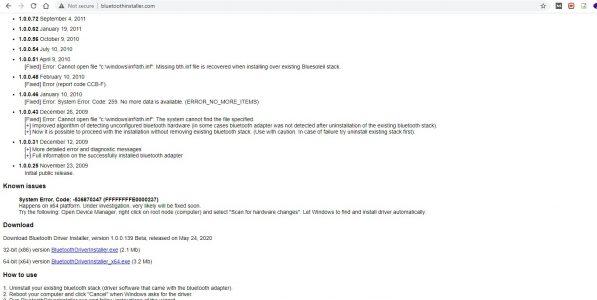 برنامج بلوتوث للكمبيوتر بدون وصله