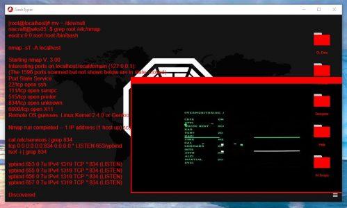 تحميل برنامج GeekTyper للكمبيوتر