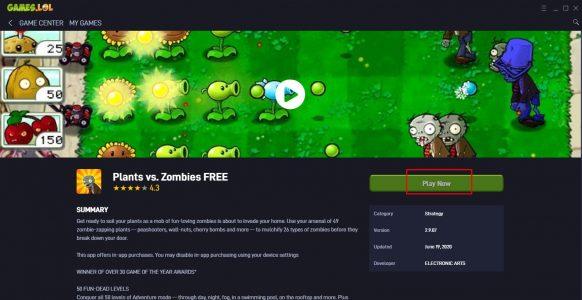 تحميل لعبة plants vs zombies 2 من ميديا فاير