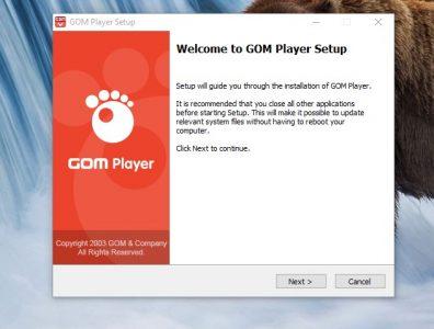تنزيل مشغل فيديو MP4 للكمبيوتر ويندوز 10