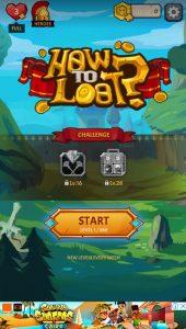 معلومات حول لعبة How to Loot