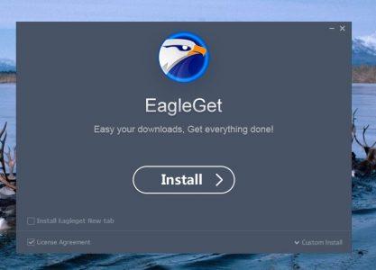 برنامج EagleGet 2021