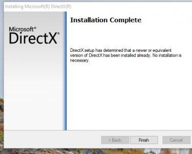 شرح كيفية تحميل برنامج DirectX 11