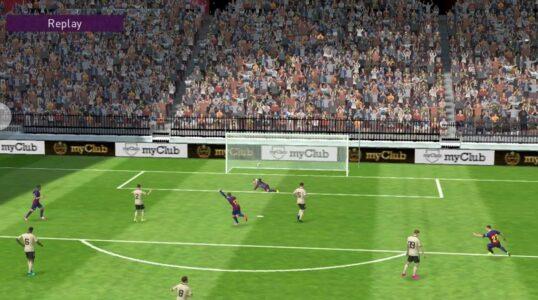 تحميل لعبة PES 2020 للاندرويد