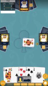 شرح طريقة لعب لعبة بلوت VIP