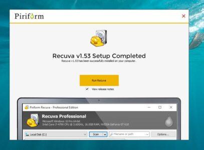 طريقة استعادة الملفات المحذوفة للموبايل عن طريق الكمبيوتر