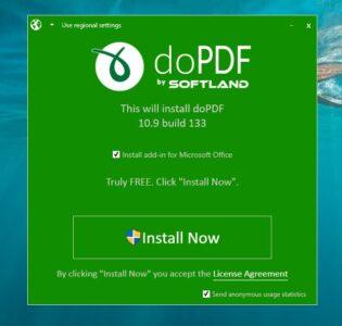 طريقة تشغيل برنامج doPDF 2021