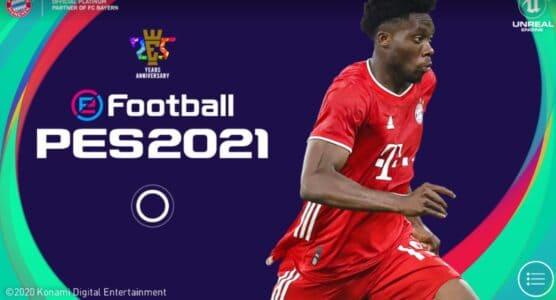 طريقة تنزيل لعبة PES 2021 للاندرويد