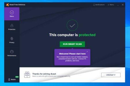 برنامج انتي فايروس عربي للكمبيوتر مجانا 2021