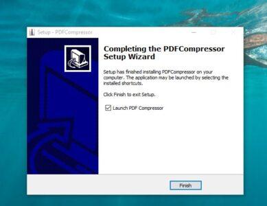 برنامج ضغط ملفات PDF