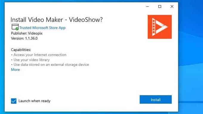 تحميل برنامج صانع الفيديو للكمبيوتر