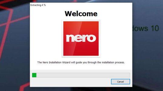 تحميل برنامج نيرو 7 كامل بالسيريال مجانا
