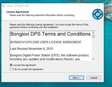 طريقة استخدام برنامج Bongiovi DPS