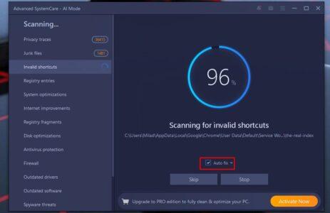 برنامج تسريع اللاب توب ويندوز 10