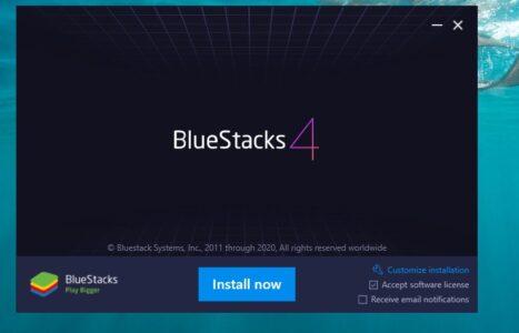 تحميل برنامج bluestacks الاصدار القديم
