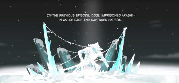 شرح كيفية تشغيل لعبة Ninja Arashi 2