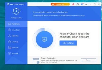 كيفية استخدام برنامج 360 total security