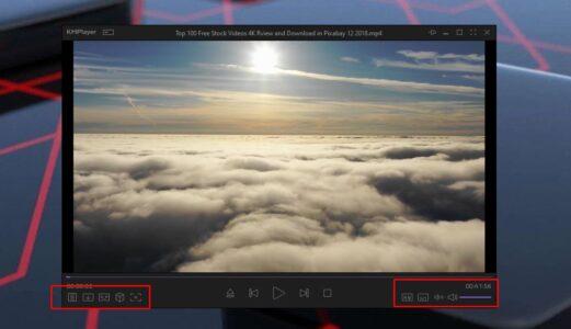مشغل جميع صيغ الفيديو للكمبيوتر مجانا