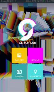 تحميل تطبيق Glitch Lab