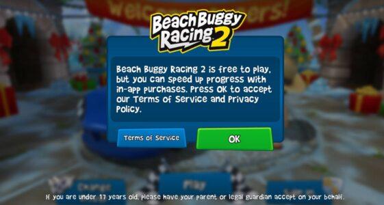 تحميل لعبة Beach Buggy Racing 2 للكمبيوتر
