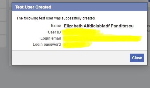 حساب فيس بوك ثاني