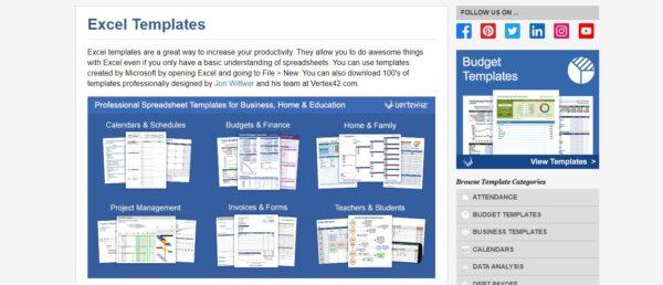 مشاريع Excel جاهزة