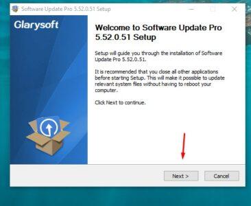 تحديث برامج الكمبيوتر