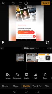 برنامج لعمل فيديو كليب بالكتابة على الصور مع اغنية